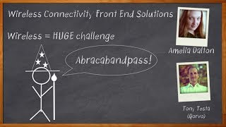 Chalk Talk: Qorvo's Wi-Fi Front End Solutions - a video interview with EE Journal