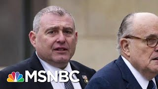 'Rudy Giuliani Is Responsible For The Impeachment' Of Trump | Morning Joe | MSNBC