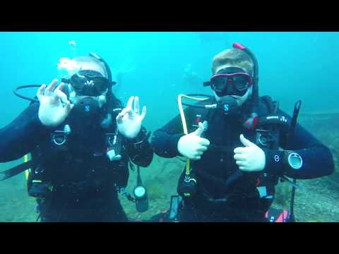 PADI Open Water Boy Scout Scuba Merit Badge