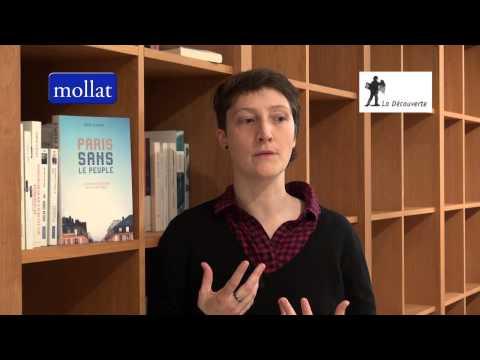 Anne Clerval - Paris sans le peuple, la gentrification de la capitale