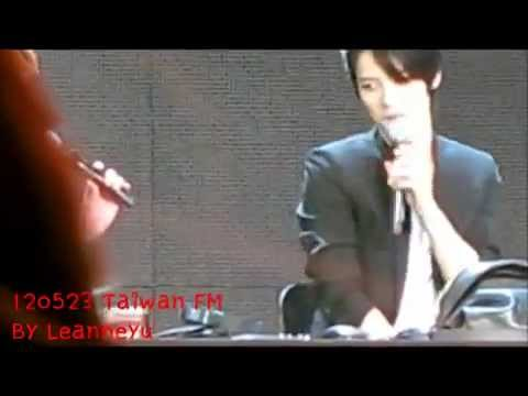 [fancam] 120523 JaeJoong Fanmeeting in Taipei - Inside Jaejoong's BAG