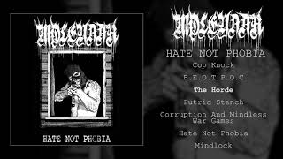 Molenaar - Hate Not Phobia CS FULL DEMO (2018 - D-Beat / Crust Punk)