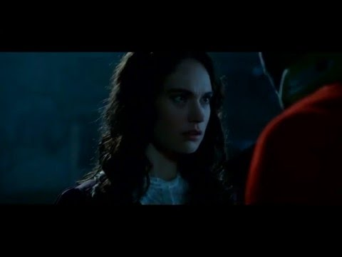 Pride and prejudice and zombies // Elizabeth and Wickham scene