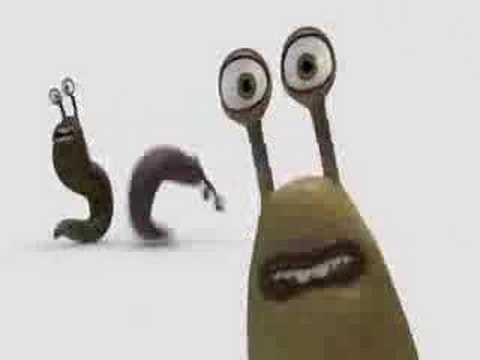 Dancing Slugs