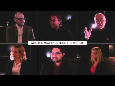 WILL THE MACHINES RULE THE WORLD? - PART 1 of 3