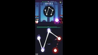 Swipe Magic (by Igor Mihailets) - arcade game for android - gameplay.