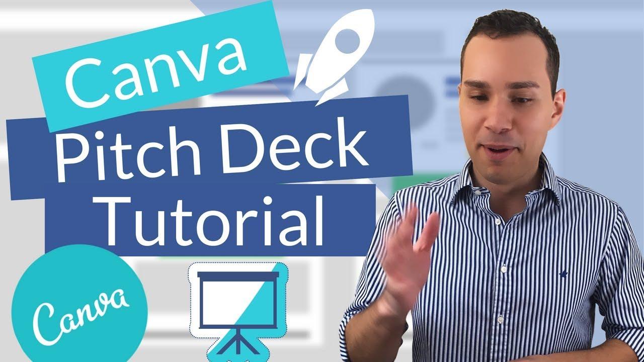 Canva Presentation Tutorial: Make a Slide Deck For Your Agency /  Freelancing Business (Canva Hacks)