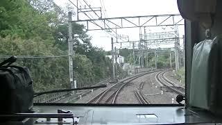 西武鉄道 ヒカリエ号と追いかけっこ 前面展望 飯能→ひばりヶ丘