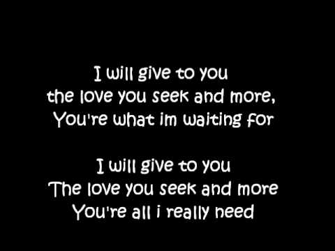 Tim Berg - Seek bromance lyrics (Avicii)