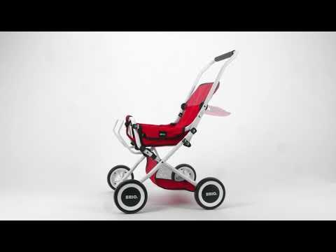 BRIO - 24905000 Sitty Doll Stroller