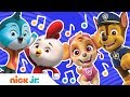 PAW Patrol & Top Wing Theme Song Remix in 4 Ways 🎵| Music Video | Nick Jr.