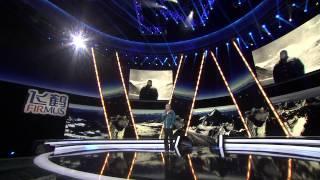 20150509 超级演说家3 精彩片段 夏伯渝在超演舞台为二次登顶珠峰壮行[前/后]