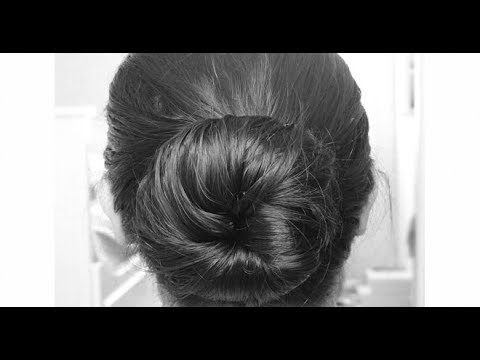 Khopa hairstyle simple easy hairstyles