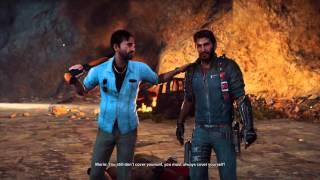 Just Cause 3 Ultra Settings PC Gameplay - First Look - i5 3570K + GTX 970 [FullHD]