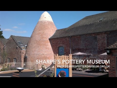 Sharpes Pottery Museum    Swadlincote   Visit South Derbyshire The National Forest   England   UK