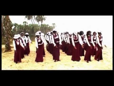 Tonda kabu chorale angelus de Pointe-Noire (Congo)