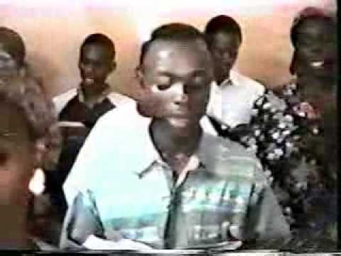CHURCH OF CHRIST, IKOYI-LAGOS SINGS GUOSA LANGUAGE ACAPELLA