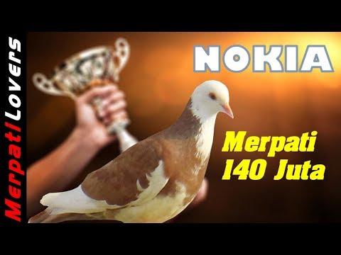 AKSI TERBAIK NOKIA Merpati Termahal 140 JUTA Di Lapak R2 Tangerang