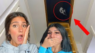 مقلب الجن في الغرفة السرية | سيدرا و شيرين
