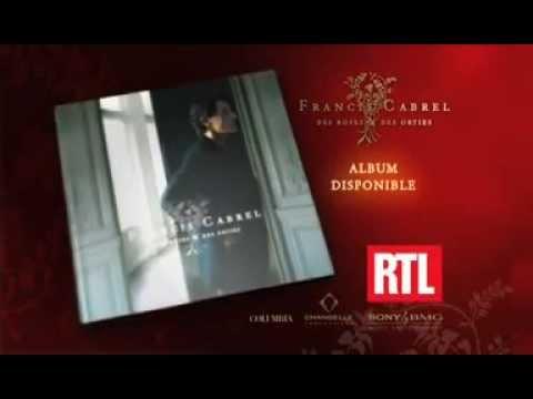 Vidéo Francis Cabrel - Spot Noel