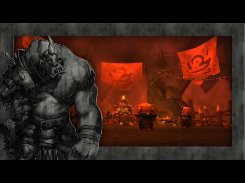 Interactive World of Warcraft: Warlords of Draenor Music: Ogre