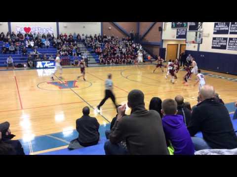 Jordan Williams Basketball Reel