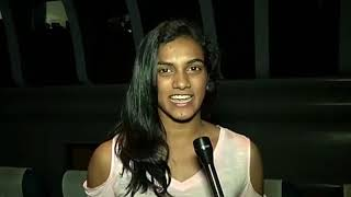 PV Sindhu Congratulates PSV Garuda Vega Movie | Rajasekhar || Pooja Kumar || Praveen Sattaru