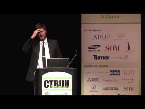 "CTBUH 9th Annual Awards - Downing & Whitbread, ""Broadcasting Place"""