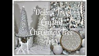 💎🎄CHRISTMAS DIY & Home Decor Tag|| Dollar Tree Glam DIY Christmas Tree || Hosted By DIY Mommy❤️