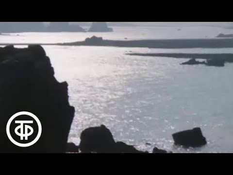 В.Гюго. Труженики моря. Серия 3. Океан (1986)