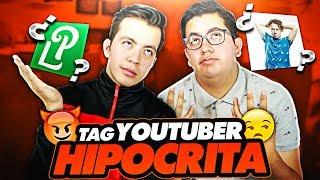 ¿A qué Youtuber le COPIAMOS? | TAG DEL YOUTUBER HIPÓCRITA
