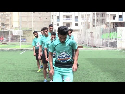 Coptic Christians battle prejudice in Egyptian football