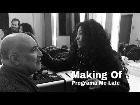 Héctor Velis-Meza - Detrás de Cámaras - Programa de televisión - Me Late