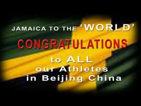 Kris Kelli - Kotch Around Remix (Tribute to Jamaican Olympic Team )