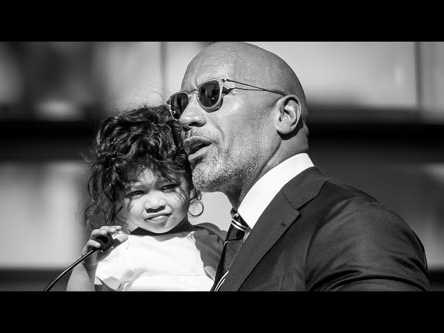 Dwayne 'The Rock' Johnson Talks On His Favorite Memories Captured by Photographer Hiram Garcia