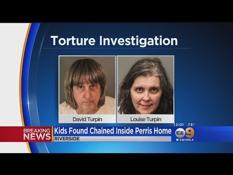 Couple Accused Of Torturing, Abusing Children Face 94 Years In Prison