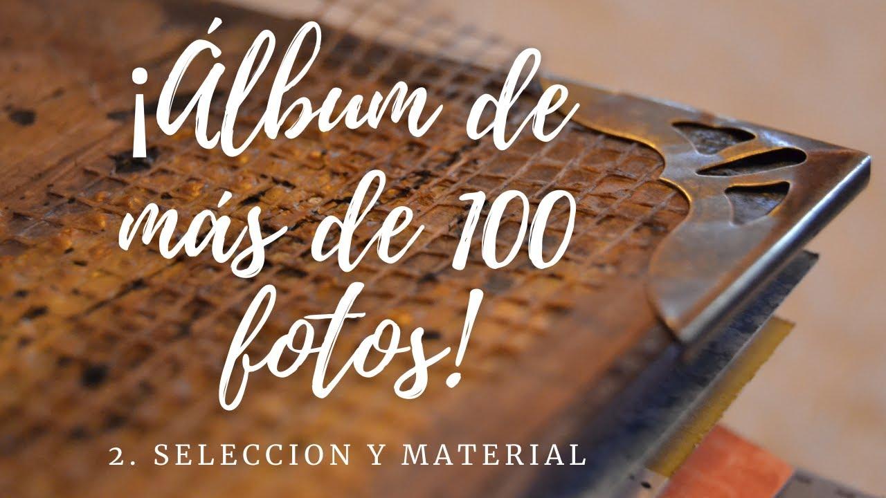 Como hacer un lbum de m s de 100 fotos como has crecido - Como hacer un album de fotos ...
