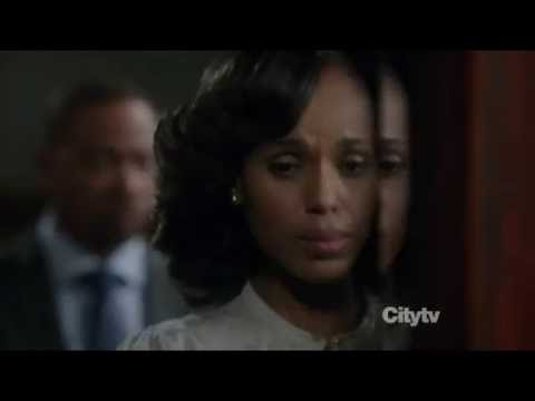 Olivia Pope and Harrison -See you again