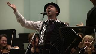 Aydar Gaynullin in Kaunas Philharmonic Hall (AMAZING!)