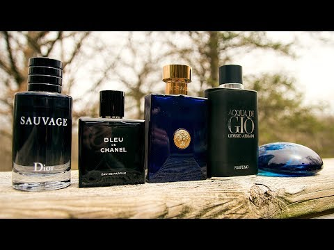 Sauvage Vs Dylan Blue Vs Bleu De Chanel Vs Acqua Di Gio Profumo Vs