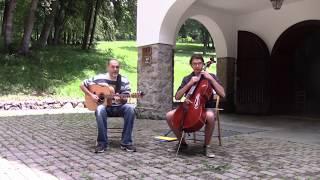I Got Rhythm - Cello and Guitar duo