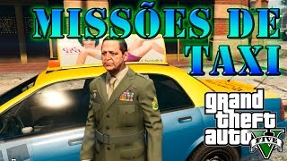 GTA V: Missoes de Taxi #2