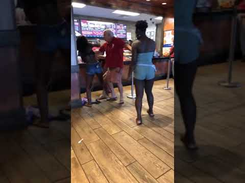 Racist Zaxbys Florida Brawl