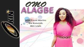 OMO ALAGBE Part1 Yoruba Nollywood Movie Starring Bisi Komolafe and Maide Martins