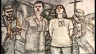 Герои нашего времени  Челябинский художник работает над картиной, посвященной погибшим на Украине жу