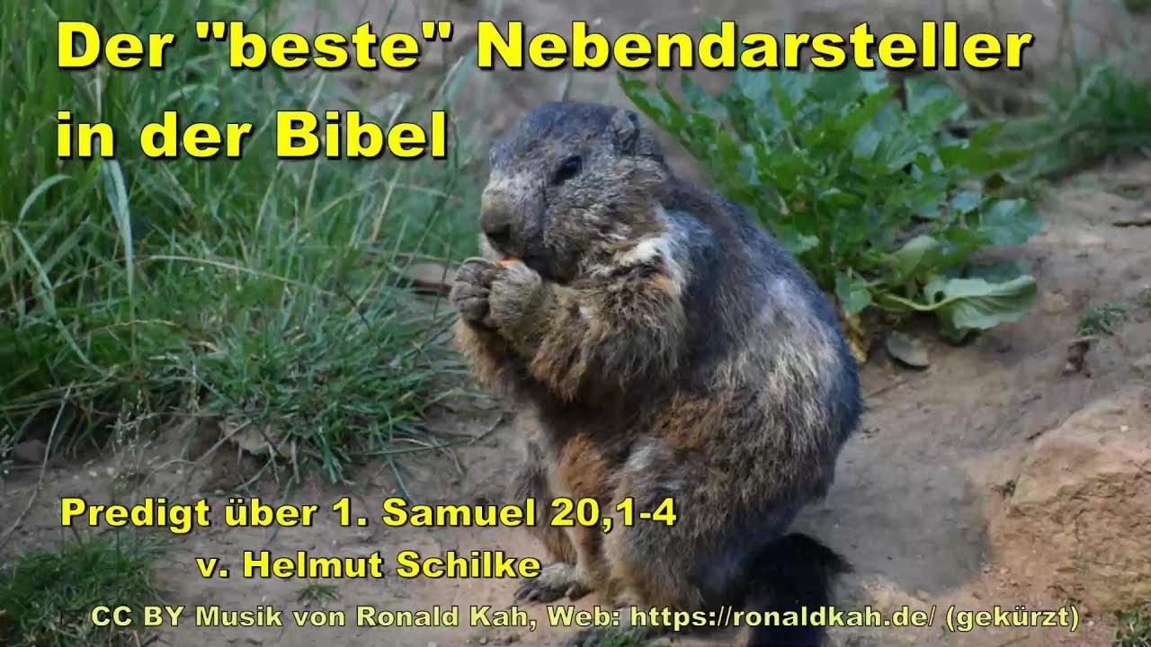 Der beste Nebendarsteller in der Bibel