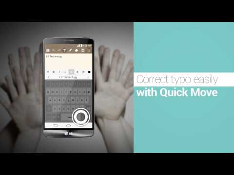 LG G3 : Smart Tips - Smart Keyboard