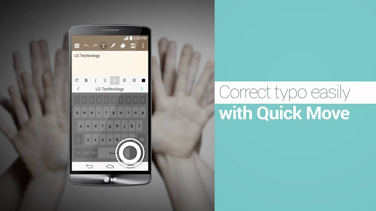 Download & Install LG G3 Keyboard App on Your Android Device