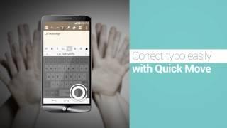 LG G3 : Smart Tips - Smart Keyboard