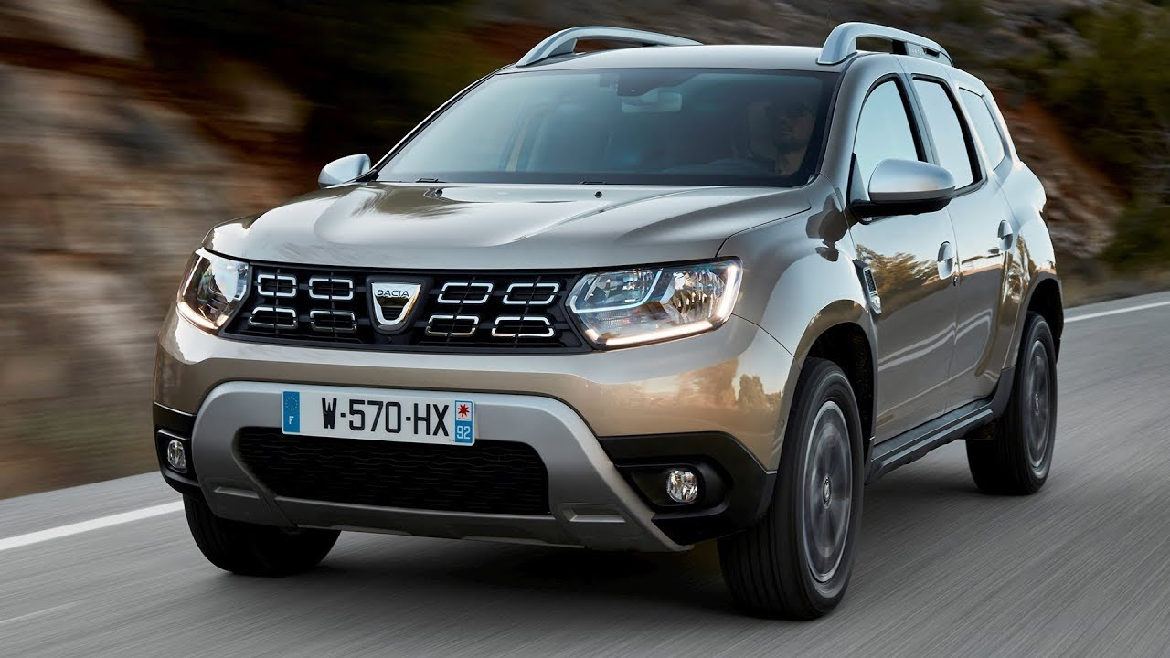2018 dacia duster driving interior youtube for Interieur duster 2018
